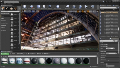 Introduction to Unreal Engine for AEC.